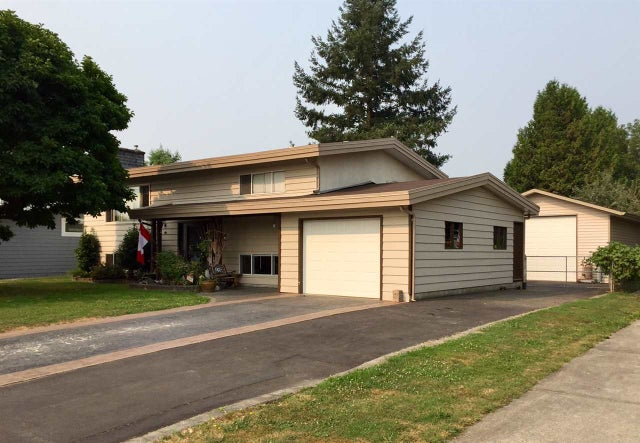 6505 FERN STREET - Sardis West Vedder Rd House/Single Family for sale, 4 Bedrooms (R2192934) #1